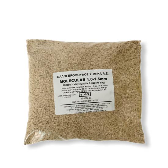MOLECULAR SIEVE 1.0-1.5mm 1kg