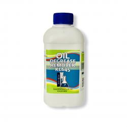 OIL DEGREASE REMOVER KL645 1L (καθαριστικό για λάδια, γράσο,πετρέλαιο)