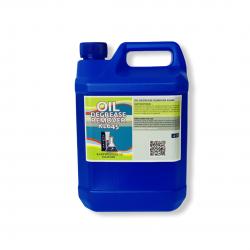 OIL DEGREASE REMOVER KL645 4L (καθαριστικό για λάδια, γράσο, πετρέλαιο)