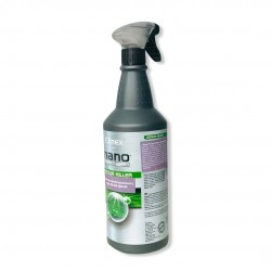 SPRAY εξουδετέρωσης οσμών, Clinex Nano Protect Silver Odour Killer - Fresh, 1L