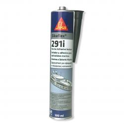 SIKAFLEX 291i ΜΑΥΡΗ  (Σφραγιστικό για εφαρμογή σε θαλάσσιες κατασκευές) 300ml