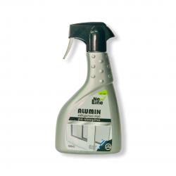 ALUMIN 500ml (καθαριστικό υγρό για αλουμίνια)